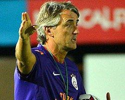 FIFA'dan Roberto Mancini'ye Övgü
