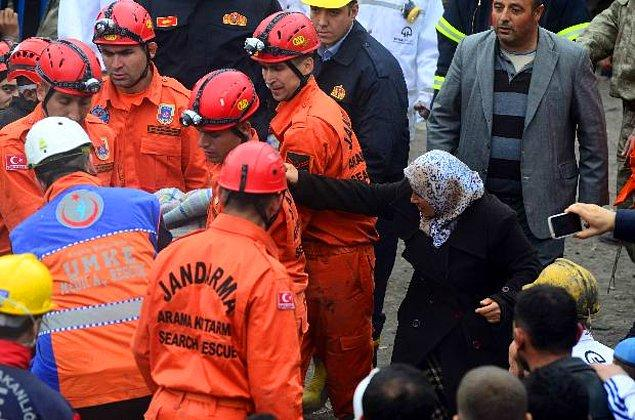 5. Soma Holding, madene kaç işçi giriyor, kaç kişi çıkıyor tam olarak bilmeliydi