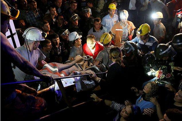 10. Olayın sorumluları (!!) madende işçilerle birlikte ölmemeliydi de en azından elimizde bir tane olsun sorumlu kalmalıydı