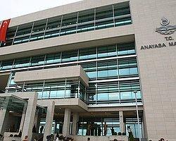 AYM CHP'nin Başvurusunu Geri Gönderdi