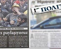 Rum Gazetesinden Türkçe Başlık