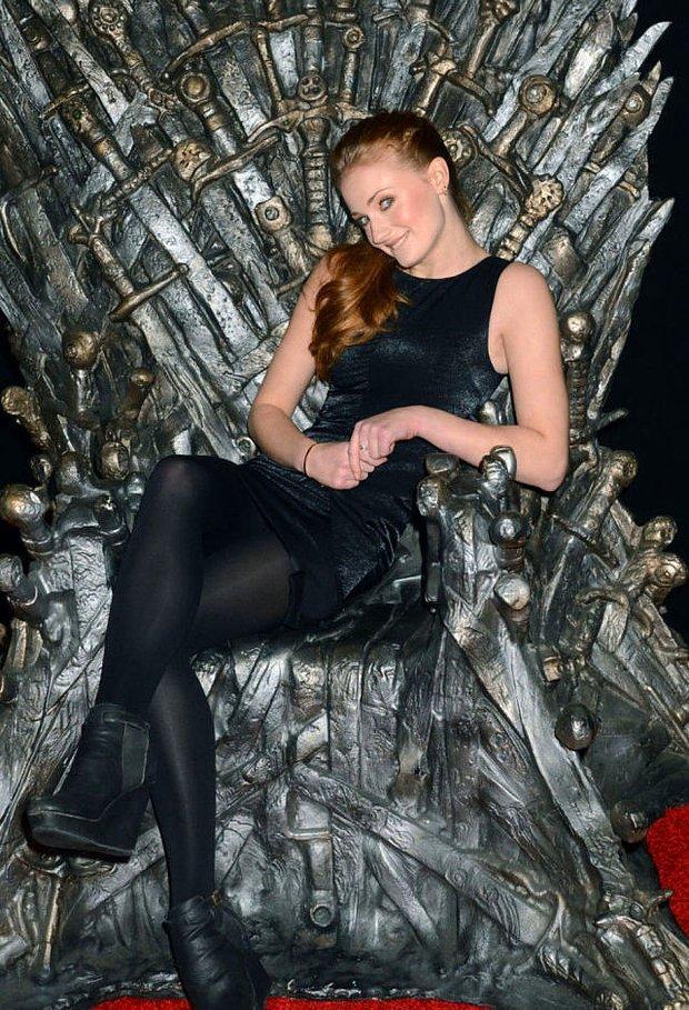 Game of Thrones'un Önde Gelen Güzel Bayanları