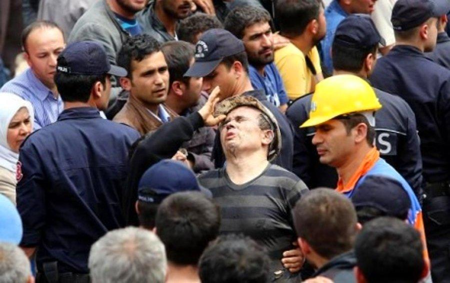 Unutmadık: Soma Maden Faciasından Yürek Burkan Fotoğraflar - onedio.com