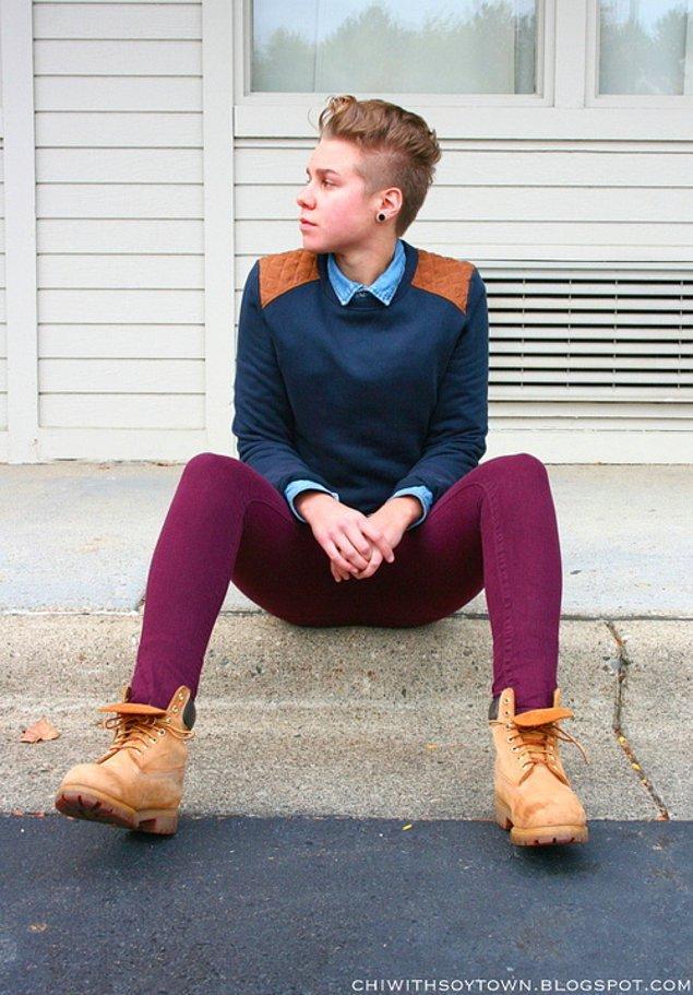 2. Toplu taşıma ya da toplum alanlarında konuşmanız ya da giyim tarzınızla dalga geçilmesi.