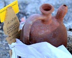 Soma Şehitlerinin Mezarlarındaki Testilerin Sırrı