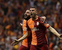 Galatasaray Şampiyonlar Ligi'nde