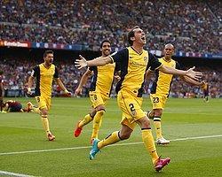 La Liga'da Şampiyon Atletico Madrid!