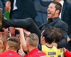 """Simeone: """"Sonunda İyi Olan Kazandı"""""""