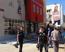 Kaymakamlık Binasına Molotoflu Saldırı
