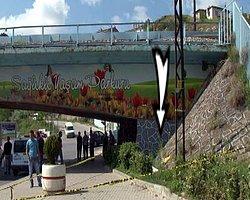 Treni Görüp Dengesini Kaybeden Şahıs, Köprüden Düşerek Hayatını Kaybetti