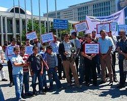 Taşeron İşçilerden İBB Önünde Protesto