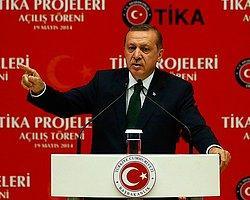 Erdoğan'dan 'Somali'yi bırak Soma'ya bak' eleştirilerine cevap