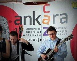 Ankara Caz Festivali Kapsamında Beş Konser Ertelendi