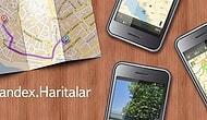 İOS 7 İçin Yenilenen Yandex.Haritalar Artık Raylı Sistemleri de Gösteriyor
