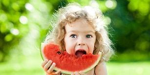 Çocuklar İçin 10 Sağlıklı Yiyecek