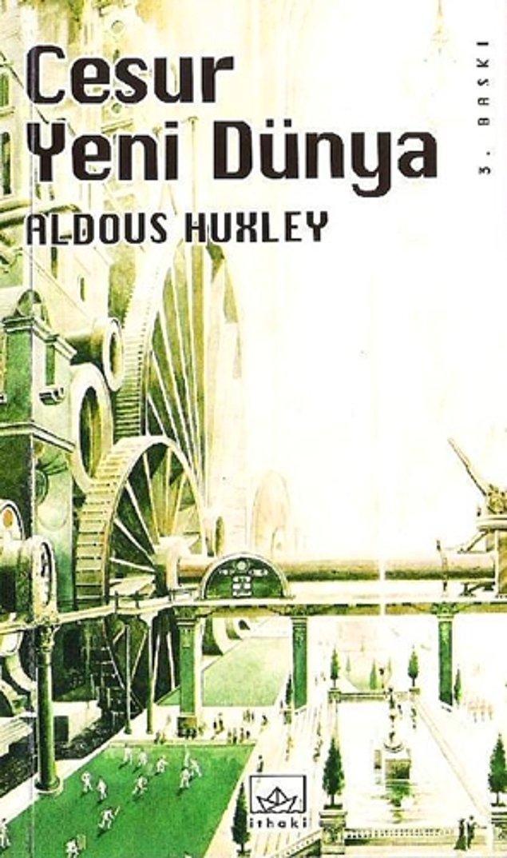 3. Cesur Yeni Dünya - Aldous Huxley