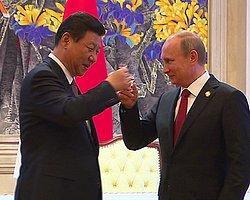 Rusya ve Çin Tarihin En Büyük Doğalgaz Anlaşmasına İmza Attı