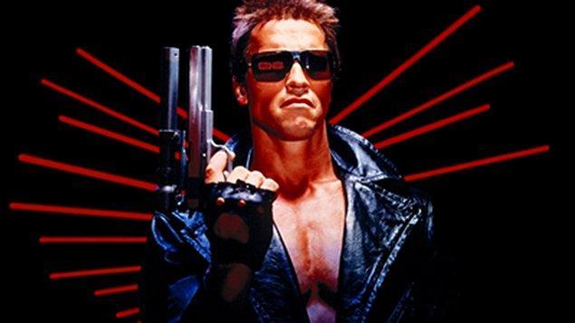 7. Terminatör - Yön.: James Cameron