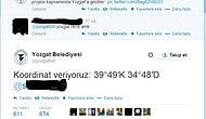 Yozgat Belediyesi'nden Twitter'da Efsane Kapak