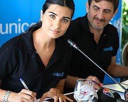 Tuba Büyüküstün UNICEF Türkiye İyi Niyet Elçisi Oldu