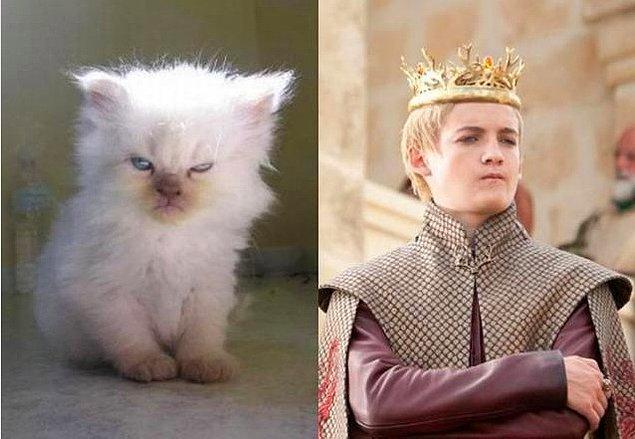 2. Joffrey Lannister