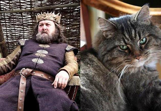 13. Robert Baratheon