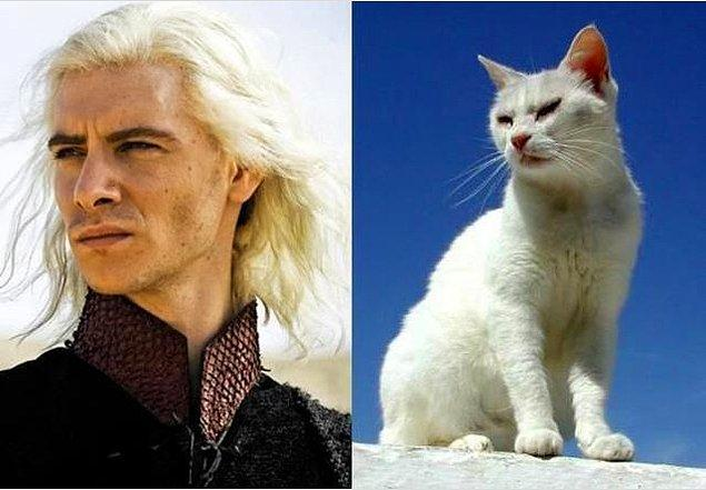 16. Viserys Targaryen