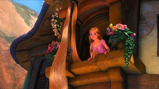 3. Rapunzel