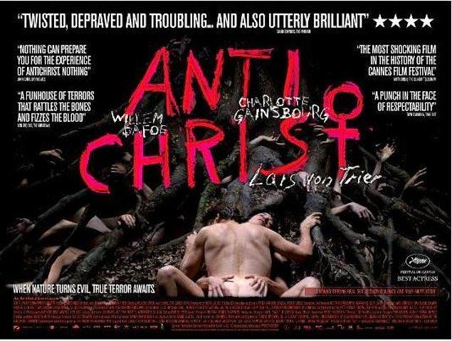 13. AntiChrist - Deccal (2009) / Yön.: Lars Von Trier