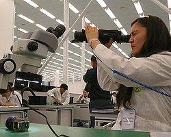Elektro Optik Üretimine Başlandı