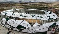 İşte Yeni Konya Stadı