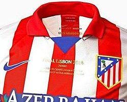 Atletico Madrid'den Aragones'e Büyük Vefa