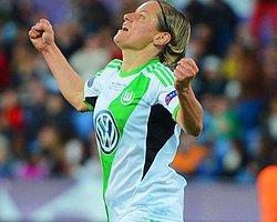Kadınlar Şampiyonlar Ligi Wolfsburg'un