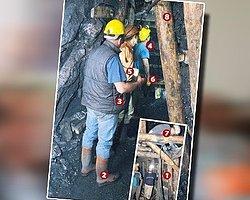 Madenden Bir Fotoğraf ve 8 Güvenlik Hatası