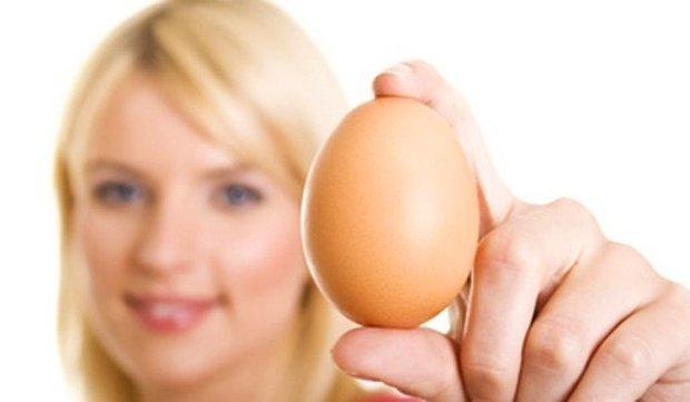 Göbeğinizi Yumurta Yiyerek Eritin
