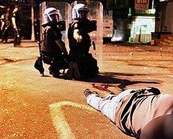 Okmeydanı'nda Hayatını Kaybeden Ayhan Yılmaz Gaz Fişeği İle Vuruldu