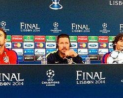 Simeone'den Diego ve Arda Açıklaması
