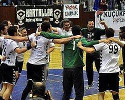 Hentbolda Şampiyon Yine Beşiktaş