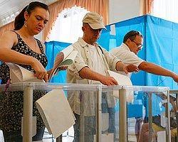 Ukrayna'da Tarihi Seçim