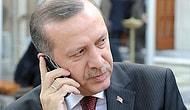 Başbakan'dan Acılı Ailelere Taziye Telefonu