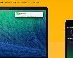 iPhone Bildirimlerini Mac Masaüstüne Taşıyan Uygulama: Notifyr