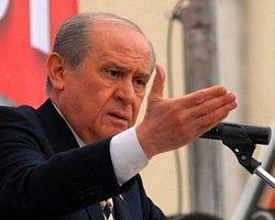 MHP İstanbul İl Yönetimini Görevden Aldı