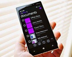 Windows Phone Dosya Yöneticisi Haziran'da Geliyor