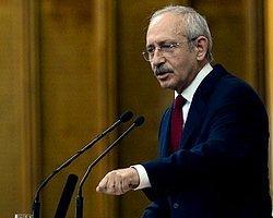 Kılıçdaroğlu: 'Erdoğan 3 Gün Sussa Ülkede Huzur Olur'