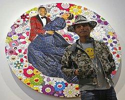 Pharrell Williams Küratör Oldu