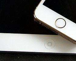 Yeni iPad Seni Parmağından Tanıyacak
