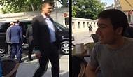 Yemek Yediği Yerden Bilal Erdoğan'ı Protesto Eden Genç
