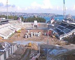 Beşiktaş Stad Arayışında