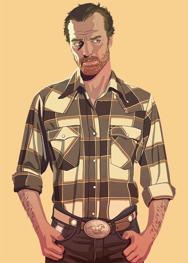 11. Ser Jorah Mormont.