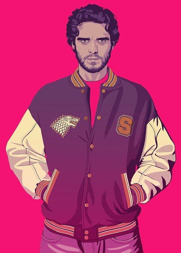 15. Robb Stark.